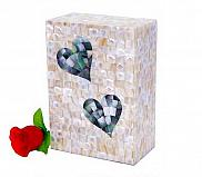 Mother Of Pearl Urns